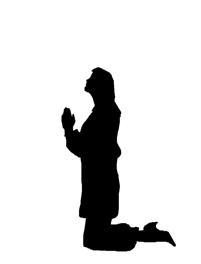 Woman Praying to Jesus The Praying Woman