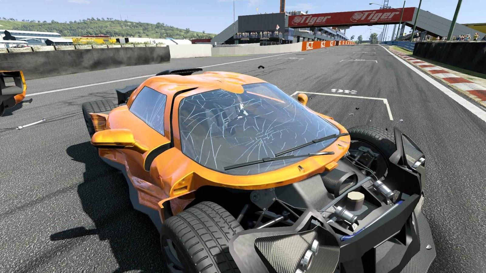 Car Crash Simulator Game Jolt