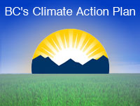 BC Climate Action Plan logo