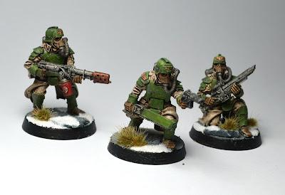 Death Korps of Krieg Genadiers