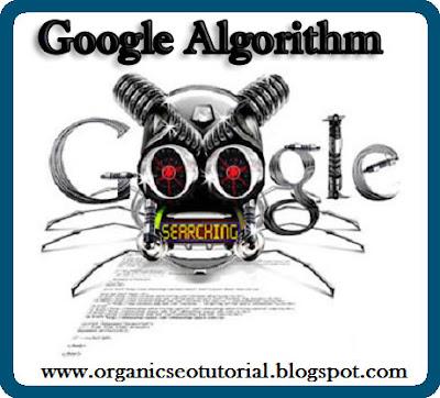 organic seo tutorial google algorithm