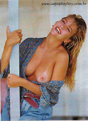 Foto 2 de Vanusa Spindler, Ensaio Playboy 1989