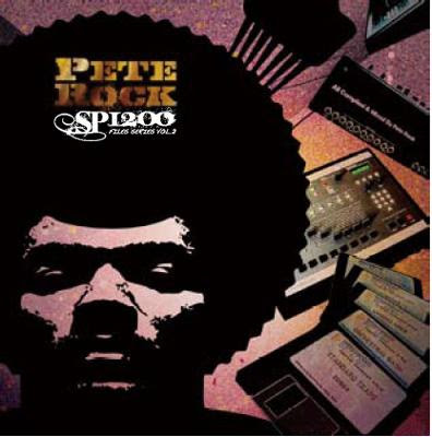 Pete Rock – SP1200 Files Series Vol. 1 (CD) (2008) (320 kbps)