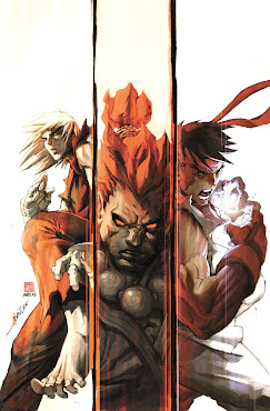 #38 Street Fighter Wallpaper
