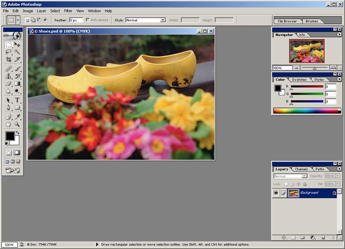 adobe photoshop 7.0 update file