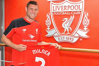 James Milner Memakai Nomor Keramat Bersama Liverpool