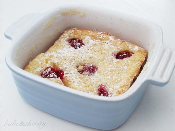 raspberry Clafoutis