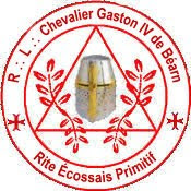 "LOGE ""CHEVALIER GASTON IV DE BEARN"""
