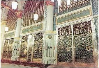 Mozaik : Berziarah Ke Makam Khulafaur Rasyidin