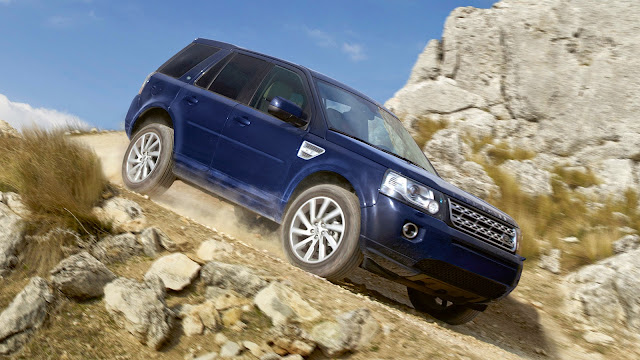 Land Rover: Freelander 2 Review