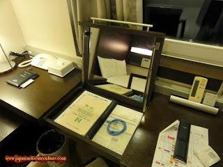 Free wifi I Fasilitas Super Hotel Termurah Jepang