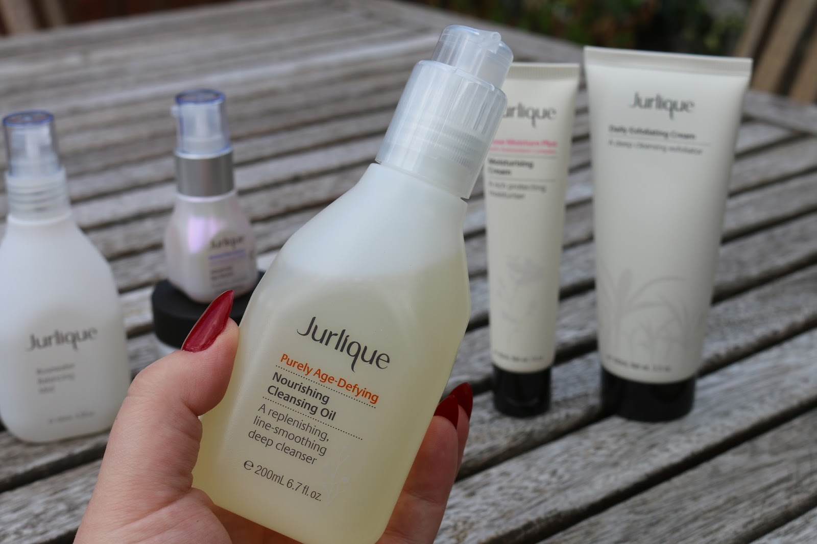 Jurlique Purely Age Defying Nourishing Cleansing Oil