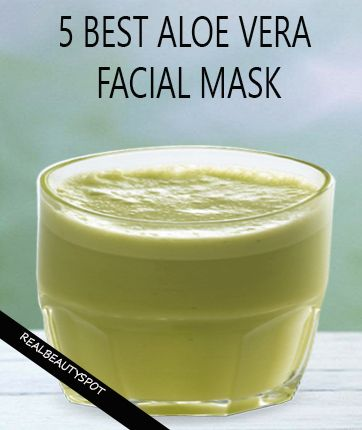 Top 5 Aloe Vera Face Mask