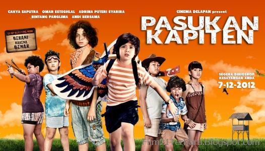 Pasukan Kapiten 2012 Bioskop