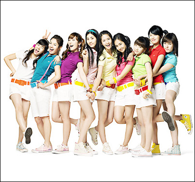 girls generation wallpaper. Popular pop girl in Korean