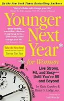 Younger Next Year Book for Women - You're Only As Old As You Feel from LifeInOut.com