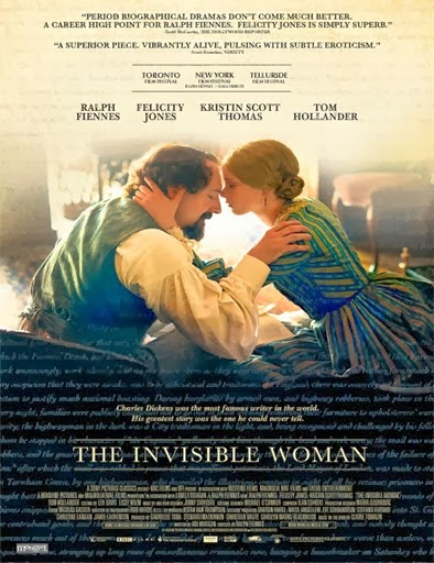 Ver The Invisible Woman (2013) Online