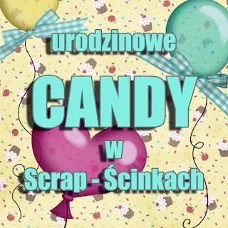 Candy w Scrap-Ścinkach