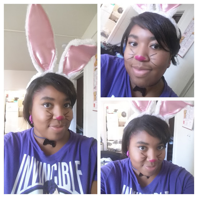Gamer, Costumer, Bunny Rabbit