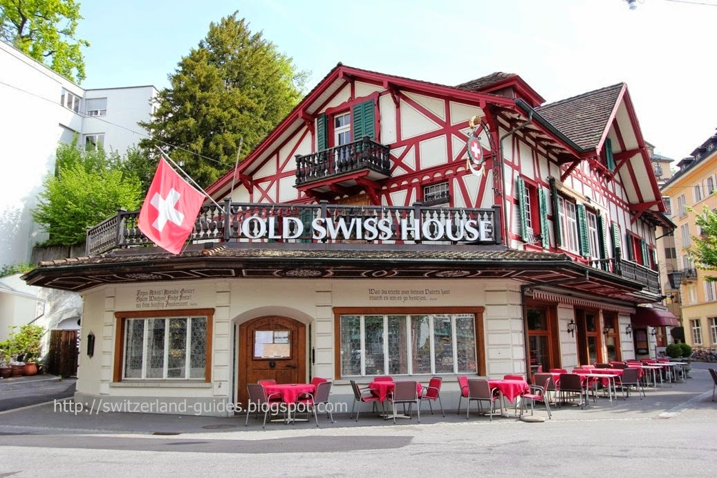 Old swiss house for Swiss homes