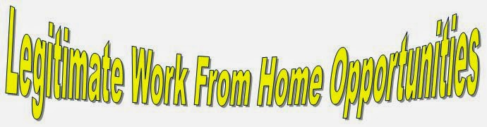 Legitimate Online Data Entry Work From Home Jobs