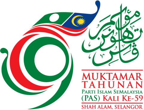 PAS 59th MUKTAMAR 'S LOGO !!  ( 59th AGM )