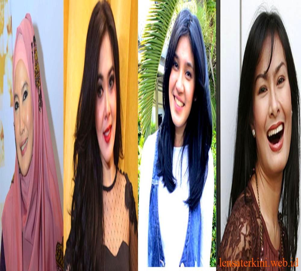 image Indonesia dengan si cantik dikebon