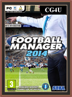 Football Manager 2014 Cover, Poster