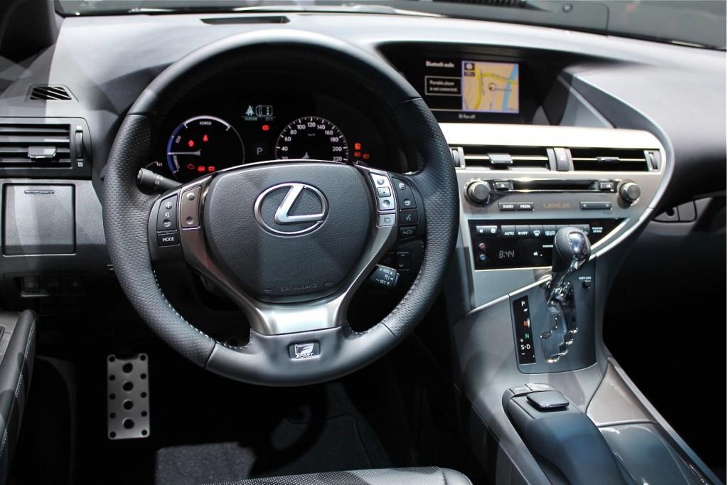 2013 Lexus Rx 450h Auto Cars Concept