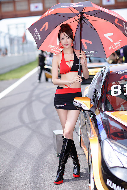 6 Yee Ah Rin - CJ SuperRace 2012 R2-very cute asian girl-girlcute4u.blogspot.com