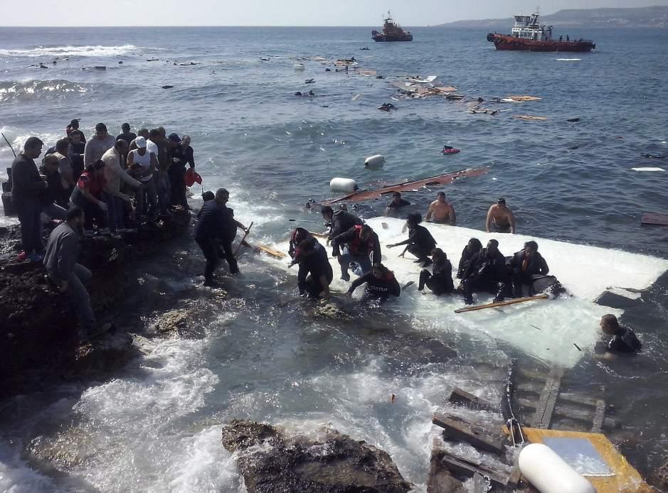 Casi 50.000 inmigrantes llegaron a Grecia en julio, una cifra récord