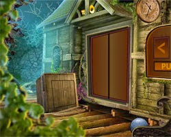 Juegos de Escape Back Door Escape Game
