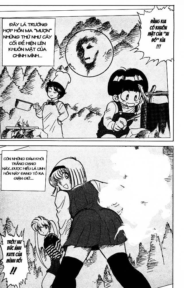 xem truyen moi - Jigoku Sensei Nube chap 20 - Chữ A Khát Máu