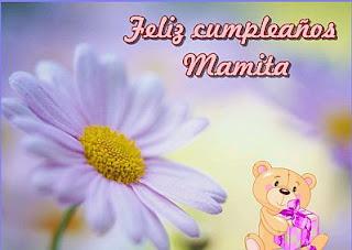 Feliz Cumpleaños Mami, parte 1