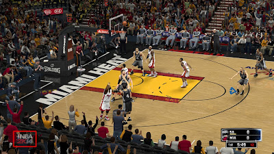 NBA 2K14 Watermark Logo Remover Patch