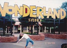 Ms.Widyana di dunia ballet sejak umur 5 tahun