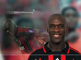 Clarence Seedorf AC Milan Wallpaper 7