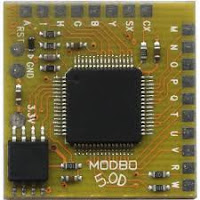 Boot Menu v1.00 Pada Modbo 5.0