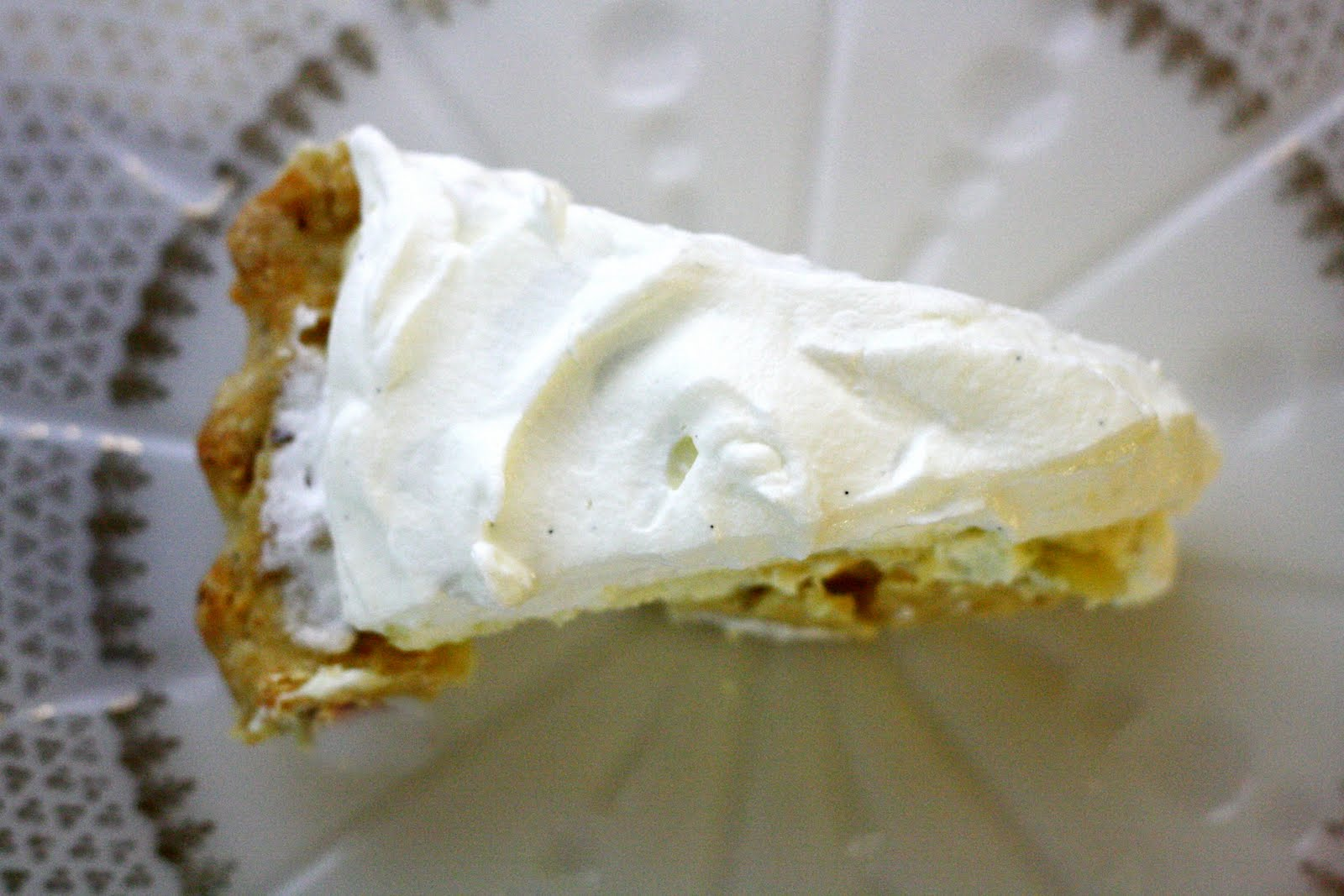 The Vanilla Bean Blog | banana cream pie