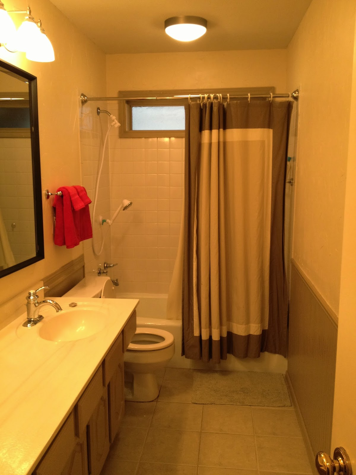 Ideal Reveal Guest Bathroom Makeover
