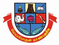 Madurai Kamaraj University Time Table 2015