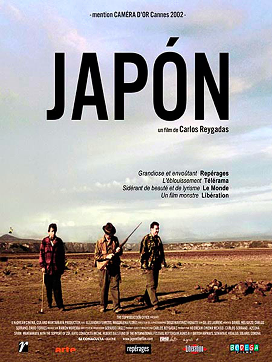 Japón - Carlos Reygadas