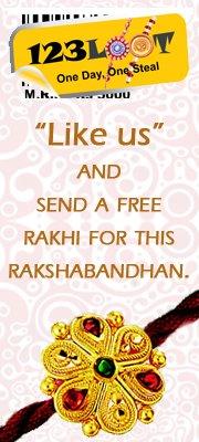 Send a Free Rakhi for This Rakshabandhan