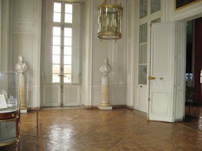 Petit Trianon,Antichambre,Marie Antoinette, Versailles,Miniature