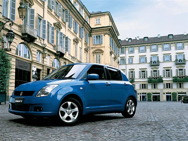 Maruti Swift Car Photo