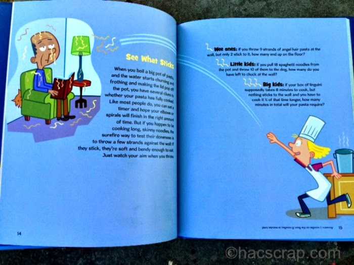 My Scraps | Inside Bedtime Math Book