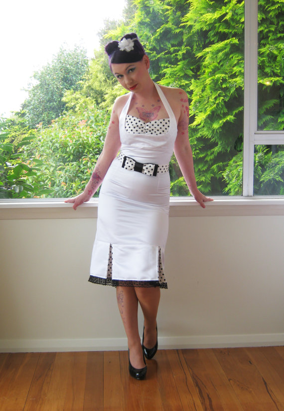 Pinup Wedding Dresses - Mother Of The Bride Dresses