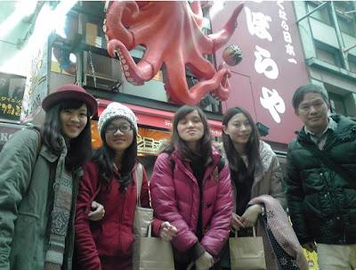 寒假日本留學