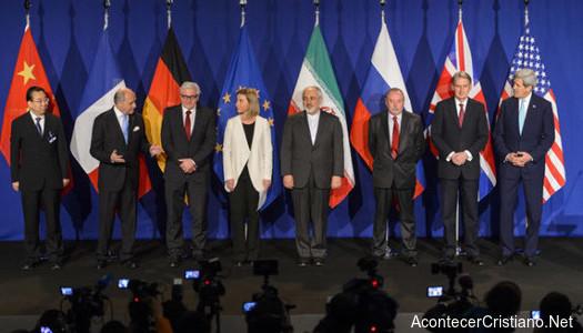 Acuerdo nuclear con Irán pone en peligro a Israel
