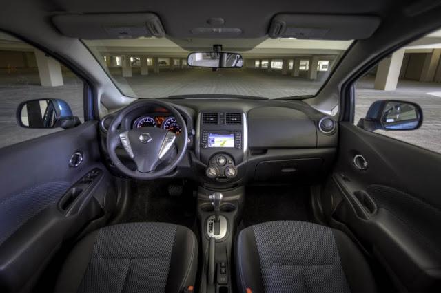 Novo Nissan Versa 2014 Note